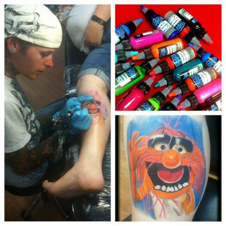 In-studio tattoos for trade  Lake Charles