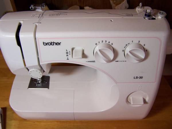 Brother LS-30 Sewing Machine - $60 (Sulphur, La)