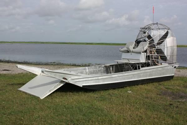 52 000   Who Wants A AirBoat