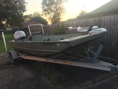 Alweld center console boat must sell
