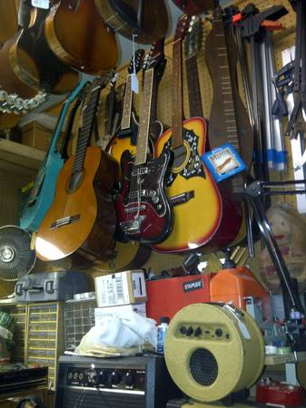 Strings and Things (Musical Instruments) (Opelousas. LA)