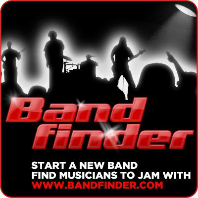 Be seen by thousands of music students on Bandfinder