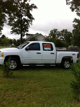 2008 gmc z71 for sale -  23000  Pineville