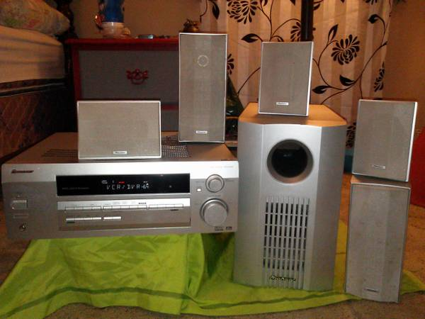 PIONEER HOME THEATER SYSTEM - $100 (sulphur, lake charles)