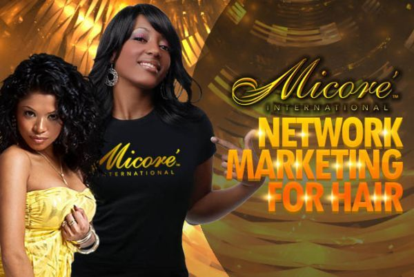 Micore International. Get Paid to Wear Weave.