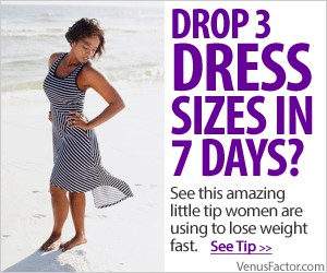 Loss Weight Fast For Women - The Venus factor