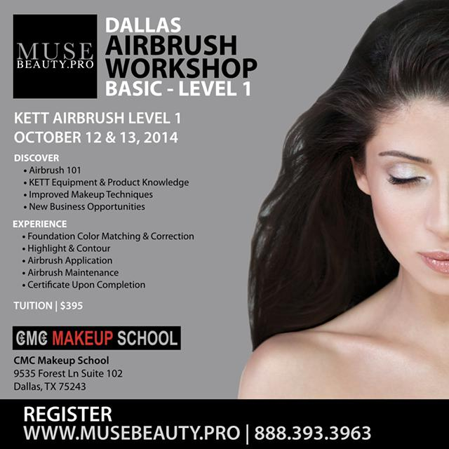 Makeup Artist classes and workshops  Beginning to Advanced