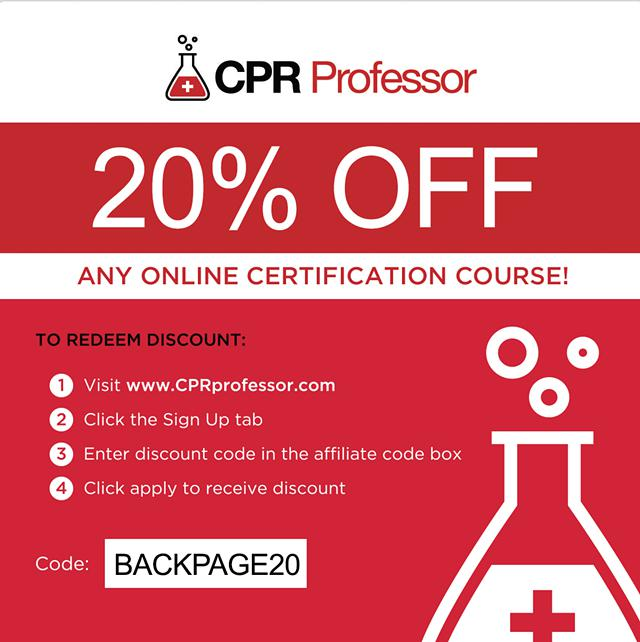 Online CPR AED First Aid Training  Certification  Nationally Recognized  Get certified in under 1hr