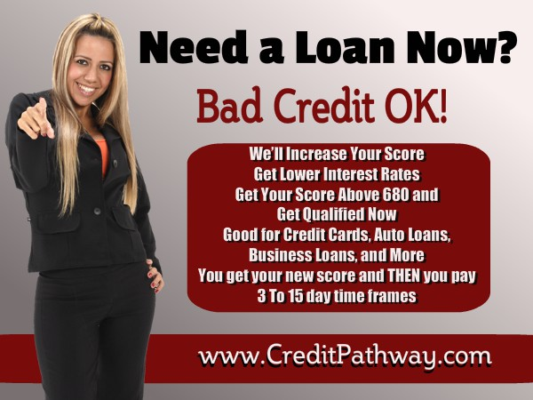 Need A Credit Boost