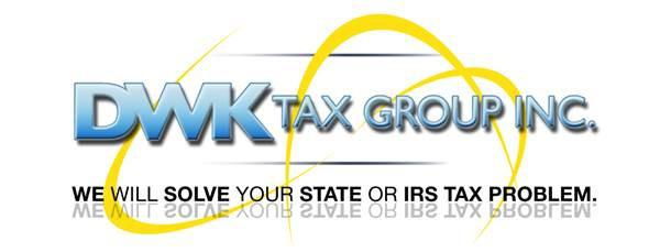 Resolve Your Tax Problem and Get State or IRS Tax Relief Today DWK Tax Group