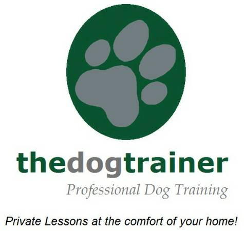 The Dog Trainer  Laredo  TX