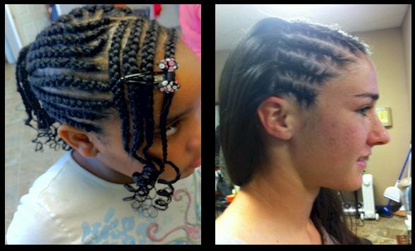 African Hair Braiding and Salon