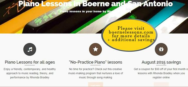 Piano Lessons for All Ages - all you need is a keyboard