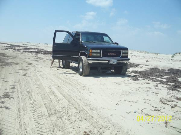 Beach Expedition  South Padre Island