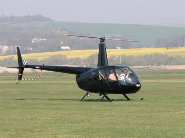 HELICOPTER BLOCK TIME R44  BULVERDE