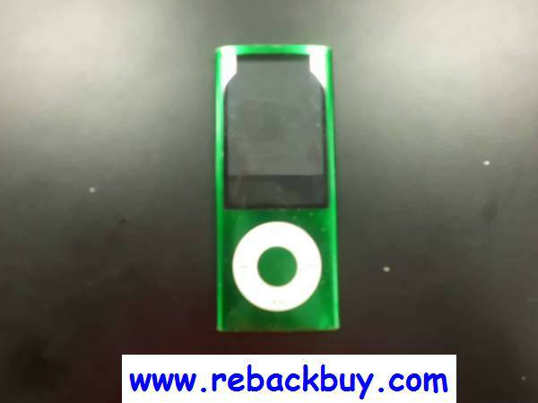 Ipod nano 8gb green -  60