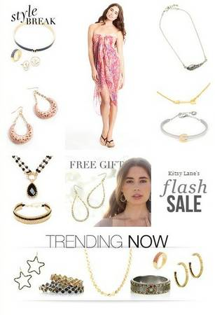 Have a Lot of Female Clients  Sell Kitsy Lane Jewelry Through Your