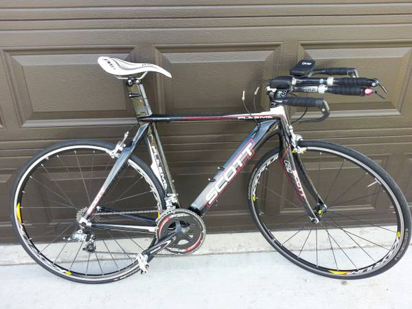 2009 Scott Plasma CR1 Tri Bike -   x0024 1250  Laredo  TX