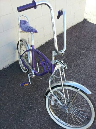 purple bike -   x0024 150  laredo