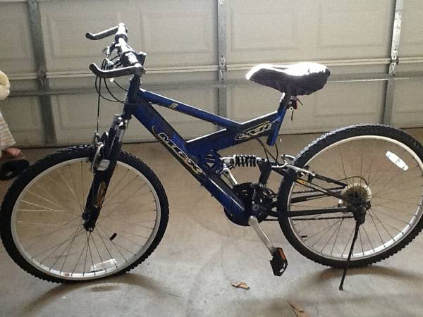Bike- Mongoose MGX DXR 21 Speed - $65 (Edinburg)