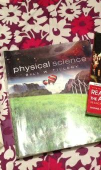 Physical Science book PHYS 1370 -   x0024 175  Lcc Tamiu