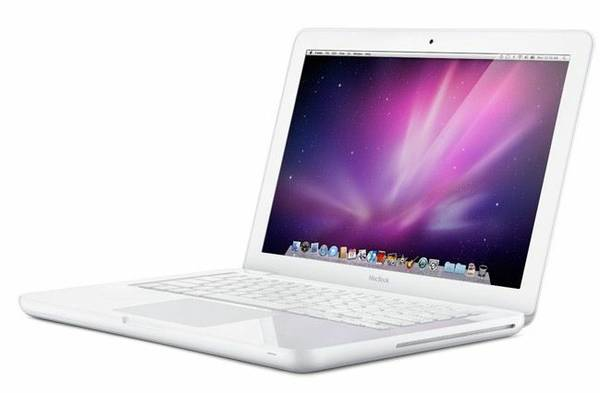 White Macbook unibody 13  -   x0024 800  Concord Hills