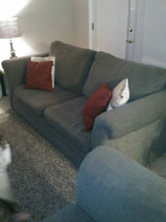 Sofa Love Seat - $350 (North Laredo)