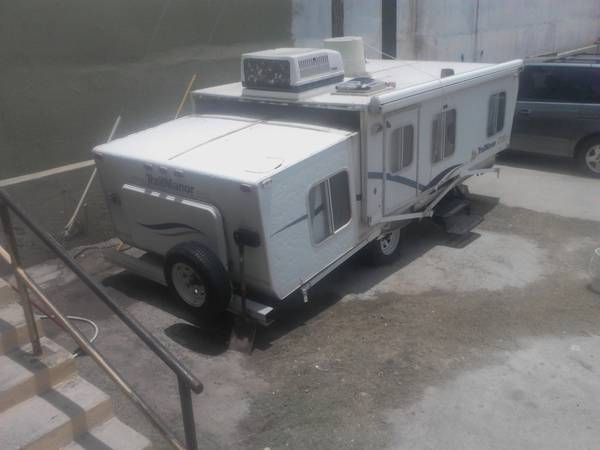 2002 TRAILMANOR 2720 SD - $4950