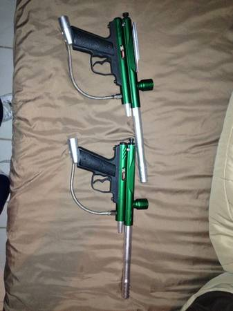 Piranha R6 paintball marker (Laredo, Texas)