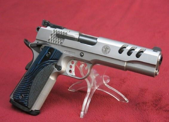 700  SW 170343 1911 Custom Performance Center 45 ACP 8