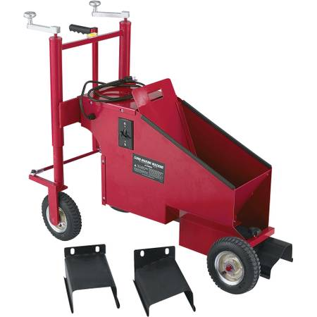 Northern Industrial Electric Walk-Behind Concrete Curb Machine - $680 (DJ Alexander Estate)