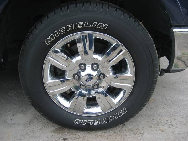 ford f150 2011 wheel tires 18 oem - $850 (laredo tx)
