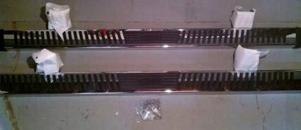 OEM STOCK FACTORY 09-12 F-150 STEP NERF RUNNING SUPERCREW CHROME BARS - $350 (Mine)
