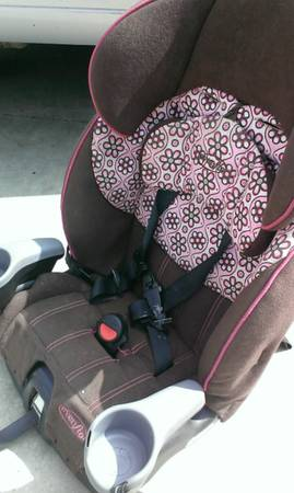 girl carseat -   x0024 30