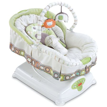 Fisher Price Soothing Motions GLIDER - $75 (Laredo)