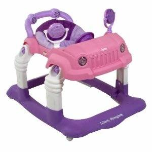 JEEP baby walker in PINK - $40 (Laredo)
