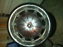 28 rims and tires 4 sale - $3000