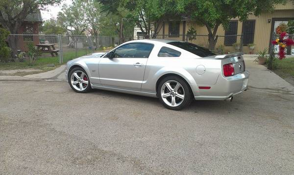 05 mustang gt and 06 chevy z71 (RGV)