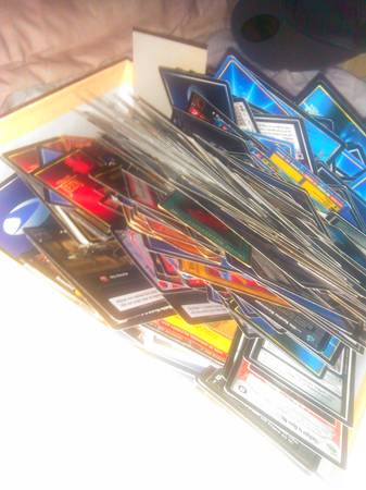 random trading cards  digimon  pokemon  yugioh  star trek  star wars  -   x0024 10