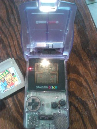 Nintendo GAMEBOY Color with 3 games accessories FOR SALE$$ - $65 (Central Laredo)
