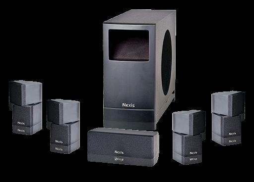 Nexis Audio L-7 Home Theater System - $250 (Laredo, Texas)