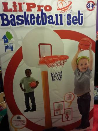 Toddlers basketball court -   x0024 25