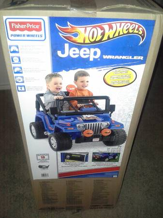 Jeep Wrangler Rechargeable Kids New -   x0024 150