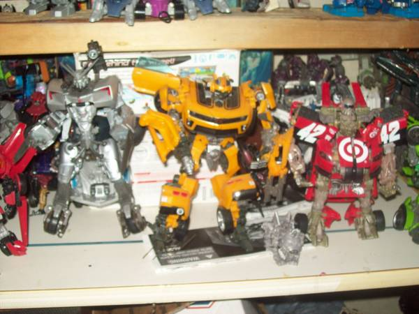 TRANSFORMERS HUMAN ALLIANCE LOT  -   x0024 120  SOUTH SIDE