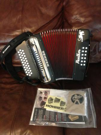 Hohner Panther For Sale (SOLD) - $300 (Laredo, Tx.)