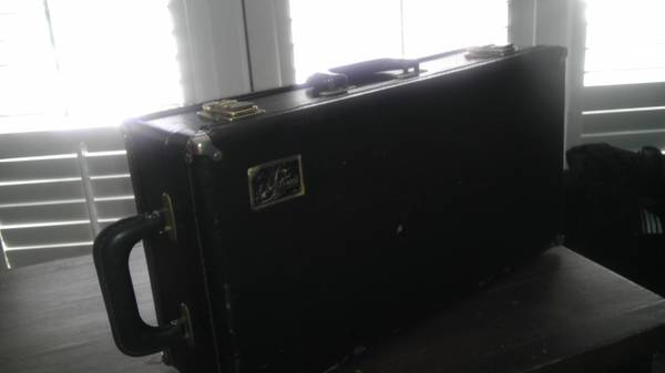 F. Schmidt Trumpet Case Only - $20 (North Laredo)