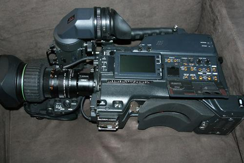 Sony PDW-F350 XDCAM HD Camcorder