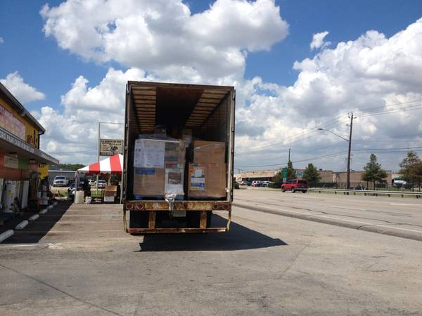 Merchandise per truck tools - $14000 (South Houston)