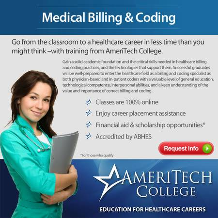 5 12-5 14  Billing and Coding Technical Training Online  Healthcare    laredo