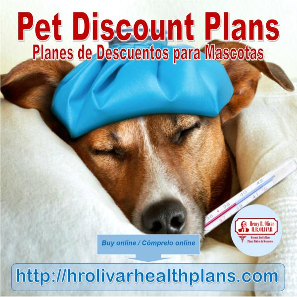 Pet Discount Plans  Planes para Mascotas Online